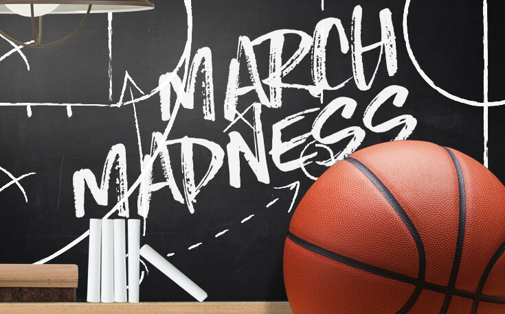 how to bet march madness basketball chalkboard chalk