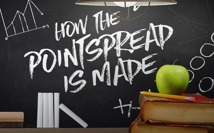 how the point spread is made chalk chalkboard apple books