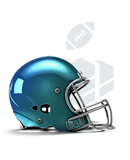 intro image how to bet blue football helmet