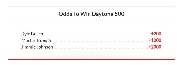 live betting nascar daytona 500