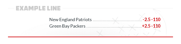 example line packers patriots