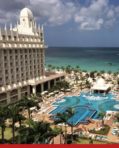 Top gambling destination, Aruba
