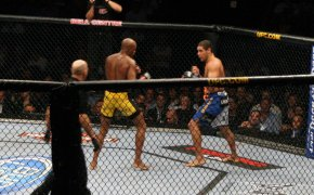 Anderson Silva considers his future at the UFC
