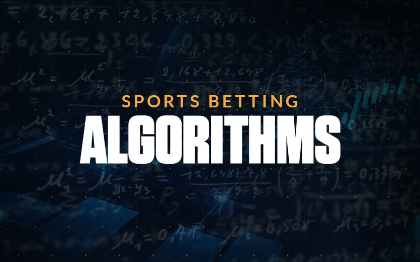 Sports betting algorithm software expocamp wertheim bettingen paul