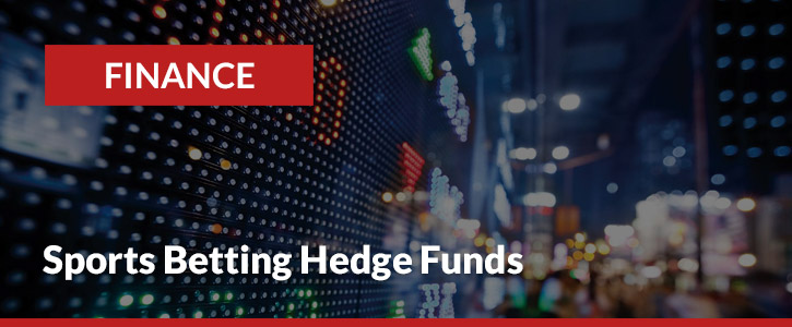 sports betting hedge funds header