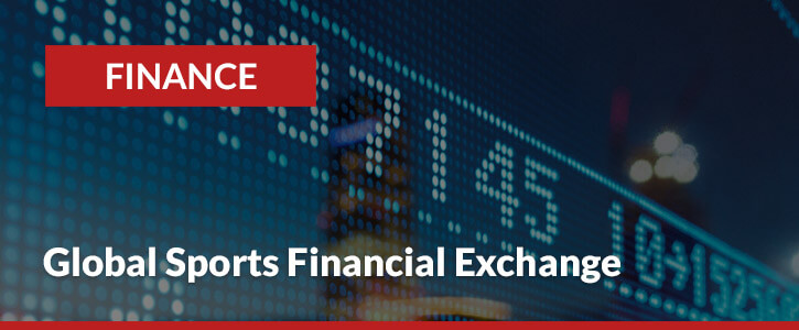 the glocal sports financial exchange header