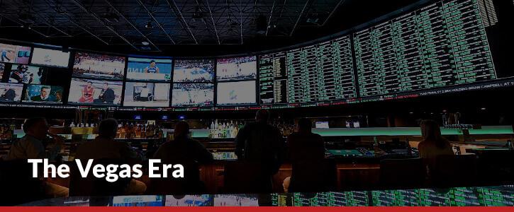 Las vegas sports betting history betting wheel