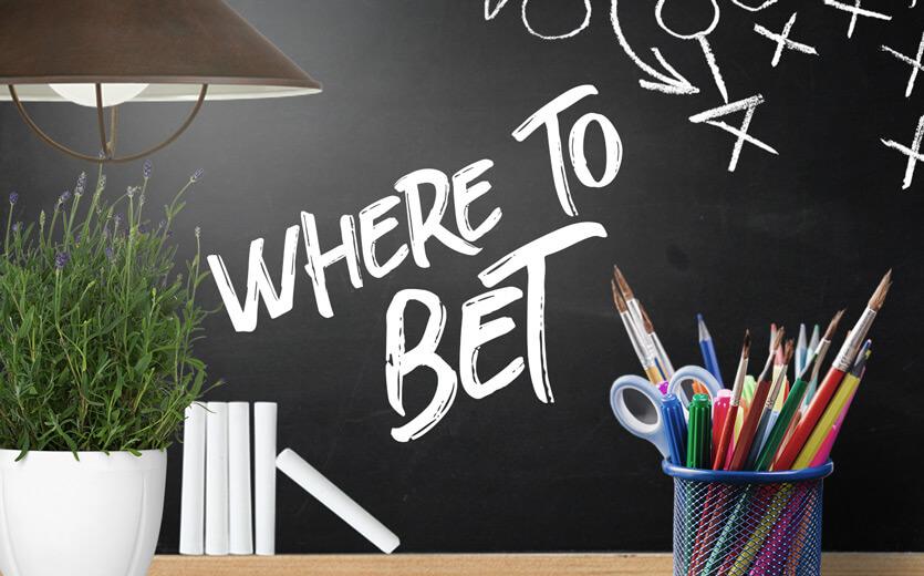 Where can i bet money on sports sports betting no minimum deposit